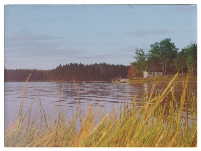 Abgelegene Seen in bildschöner Natur. Erholung pur.